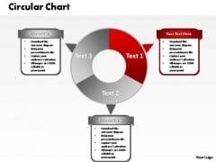 PowerPoint Template Process Circular Chart Ppt Themes