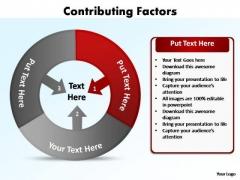 PowerPoint Template Process Factors Ppt Presentation