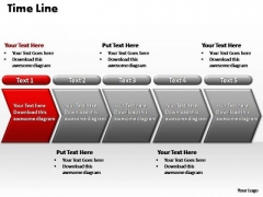PowerPoint Template Sales Flow Process Ppt Designs