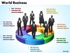 PowerPoint Template Sales World Ppt Slides