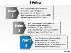 PowerPoint Template Strategy Points Ppt Theme