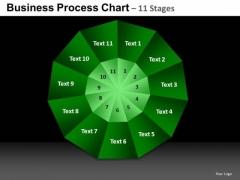 PowerPoint Template Success Pie Chart Ppt Template