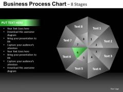 PowerPoint Template Teamwork Quadrant Diagram Ppt Backgrounds