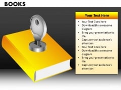 PowerPoint Templates Books Education