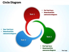 PowerPoint Templates Business Circle Diagram Ppt Theme