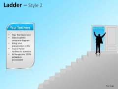 PowerPoint Templates Business Designs Ladder Ppt Slides