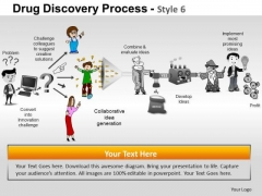 PowerPoint Templates Business Drug Discovery Ppt Themes
