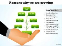 PowerPoint Templates Business Factors Support Ppt Slides