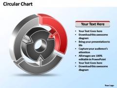 PowerPoint Templates Business Interconnected Circular Chart Ppt Design