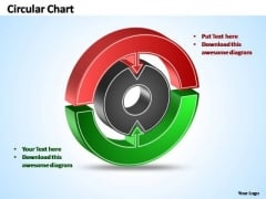 PowerPoint Templates Business Interconnected Circular Chart Ppt Slides