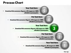 PowerPoint Templates Business Process Chart Ppt Process