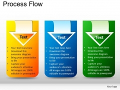 PowerPoint Templates Business Process Flow Ppt Slides