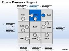 PowerPoint Templates Business Puzzle Process Ppt Design