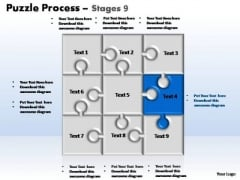 PowerPoint Templates Business Puzzle Process Ppt Layout
