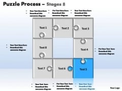 PowerPoint Templates Business Puzzle Process Ppt Presentation