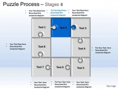 PowerPoint Templates Business Puzzle Process Ppt Slides