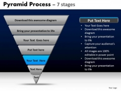 PowerPoint Templates Business Pyramid Process Ppt Presentation