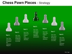 PowerPoint Templates Business Success Chess Pawn Ppt Slides