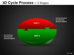 PowerPoint Templates Circle Process Cycle Process Ppt Process