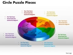 PowerPoint Templates Circle Puzzle Growth Ppt Slide Designs