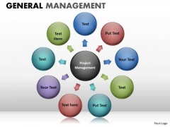 PowerPoint Templates Circular Bubbles DiagramPowerPoint Slides