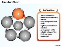 PowerPoint Templates Circular Flow Chart Ppt Theme