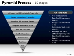 PowerPoint Templates Diagram Pyramid Process Ppt Design