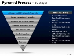 PowerPoint Templates Diagram Pyramid Process Ppt Slide