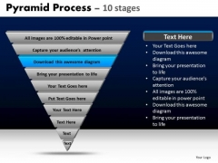 PowerPoint Templates Diagram Pyramid Process Ppt Theme