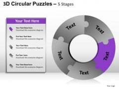 PowerPoint Templates Donut Diagram Ppt Layouts