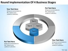 PowerPoint Templates Download Stages Develop Business Plan