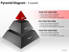 PowerPoint Templates Editable Pyramid Diagram Ppt Design