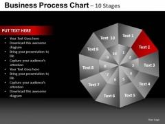 PowerPoint Templates Growth Quadrant Diagram Ppt Presentation