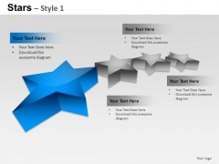 PowerPoint Templates Growth Stars Ppt Themes