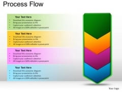 PowerPoint Templates Marketing Process Flow Ppt Themes