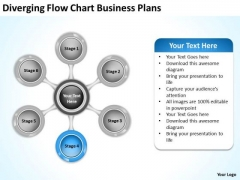 PowerPoint Templates Plans 6 Stages Developing Business Slides
