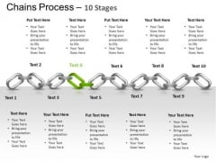 PowerPoint Templates Sales Chains Ppt Process