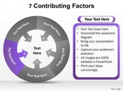 PowerPoint Templates Strategy Factors Ppt Presentation