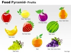 PowerPoint Templates Strategy Food Pyramid Ppt Templates