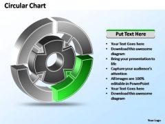 PowerPoint Templates Strategy Interconnected Circular Chart Ppt Layouts