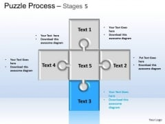 PowerPoint Templates Strategy Puzzle Ppt Themes