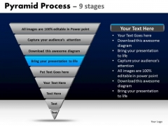 PowerPoint Templates Strategy Pyramid Process Ppt Design Slides