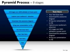 PowerPoint Templates Strategy Pyramid Process Ppt Layout