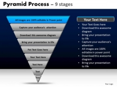 PowerPoint Templates Strategy Pyramid Process Ppt Presentation
