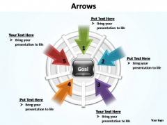 PowerPoint Templates Success Five Convincing Ppt Slides