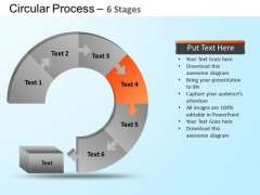 PowerPoint Templates Teamwork Circular Ppt Design Slides
