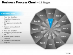 PowerPoint Templates Teamwork Circular Quadrant Ppt Template