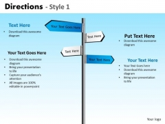 PowerPoint Templates Teamwork Directions Ppt Backgrounds