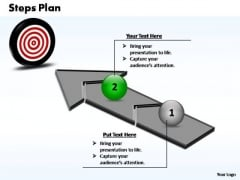 PowerPoint Theme Business Steps Plan Ppt Slides