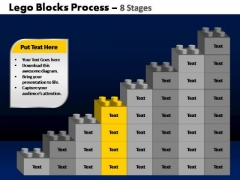 PowerPoint Theme Download Lego Blocks Ppt Theme